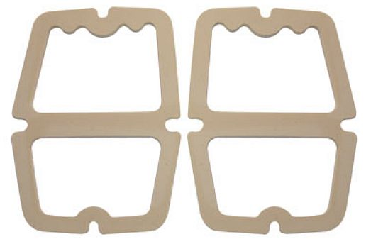 1962-1964 Tail Lamp Lens Gaskets - PR