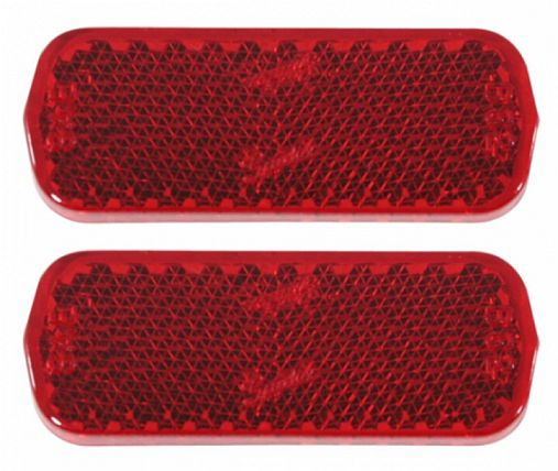 1962-1964 Tail Lamp Reflector Lens - PR