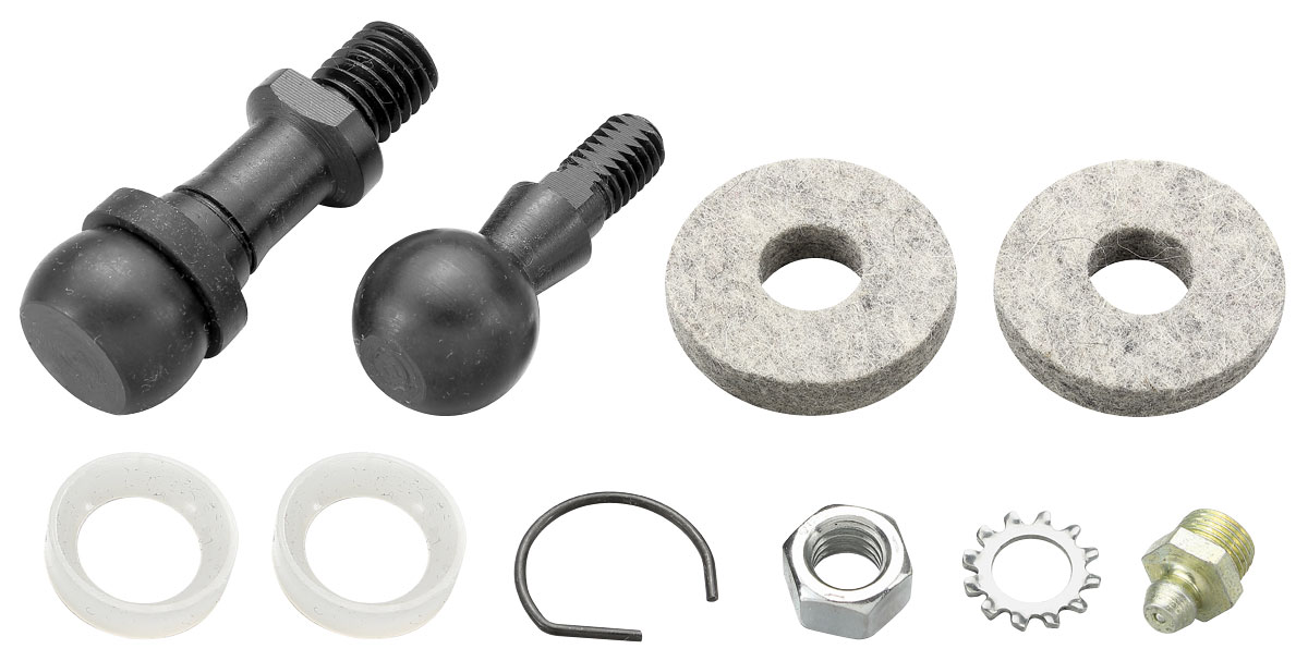 1964-1972 Bellcrank Rebuild Kit