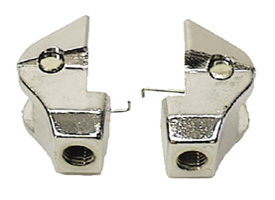 1967-1969 Convertible Latch Knuckles (Pair)