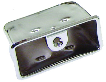 1968-1971 Rear Armrest (LARGE) Ash Tray Insert, Convertible - EACH