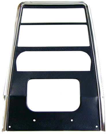 1967-1968 Center Dash Panel (W/AC)