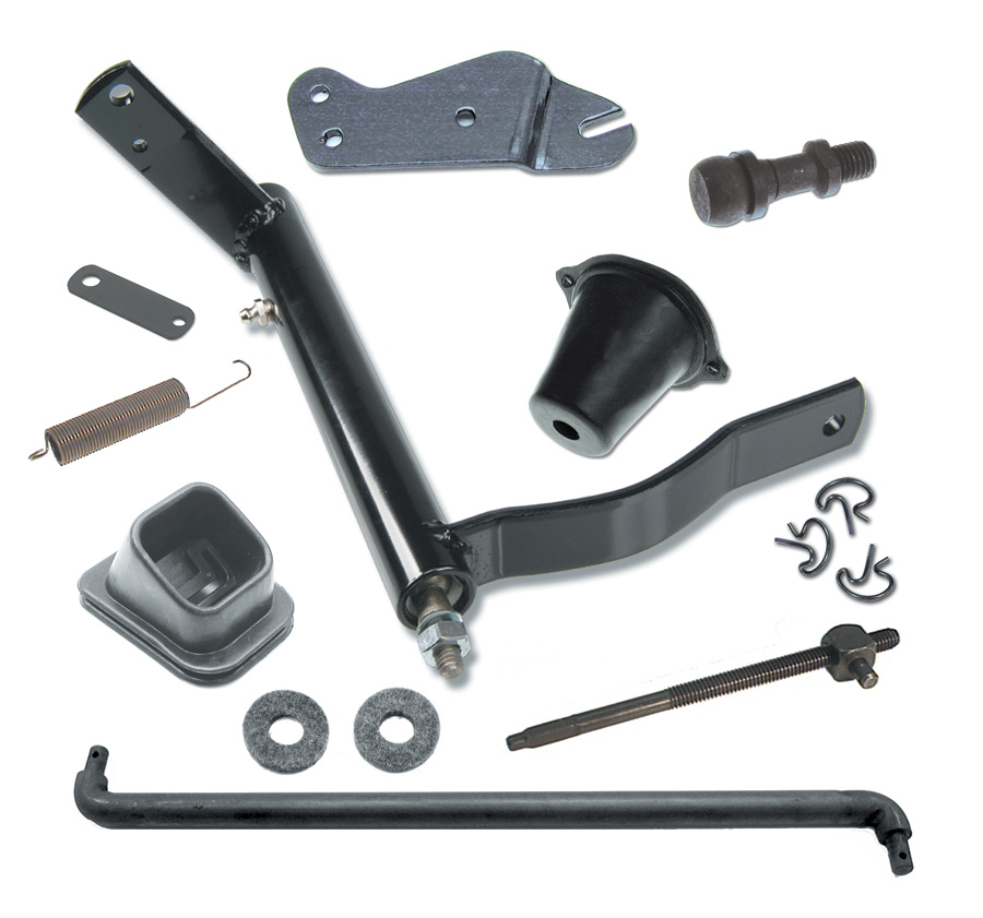 1967-1969 M/T Clutch Linkage Kit Big Block